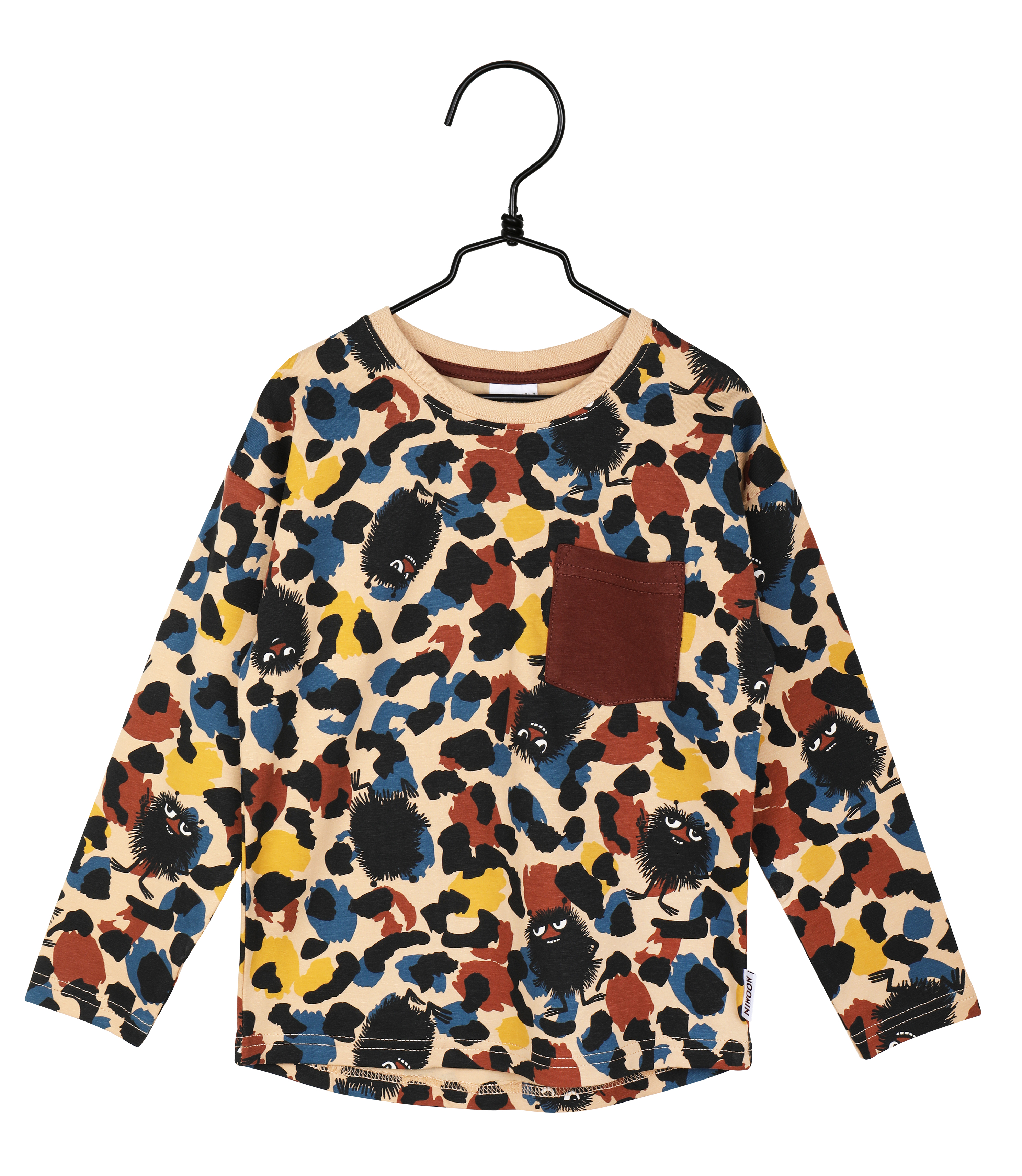 Martinex Moomin Wild Shirt Beige