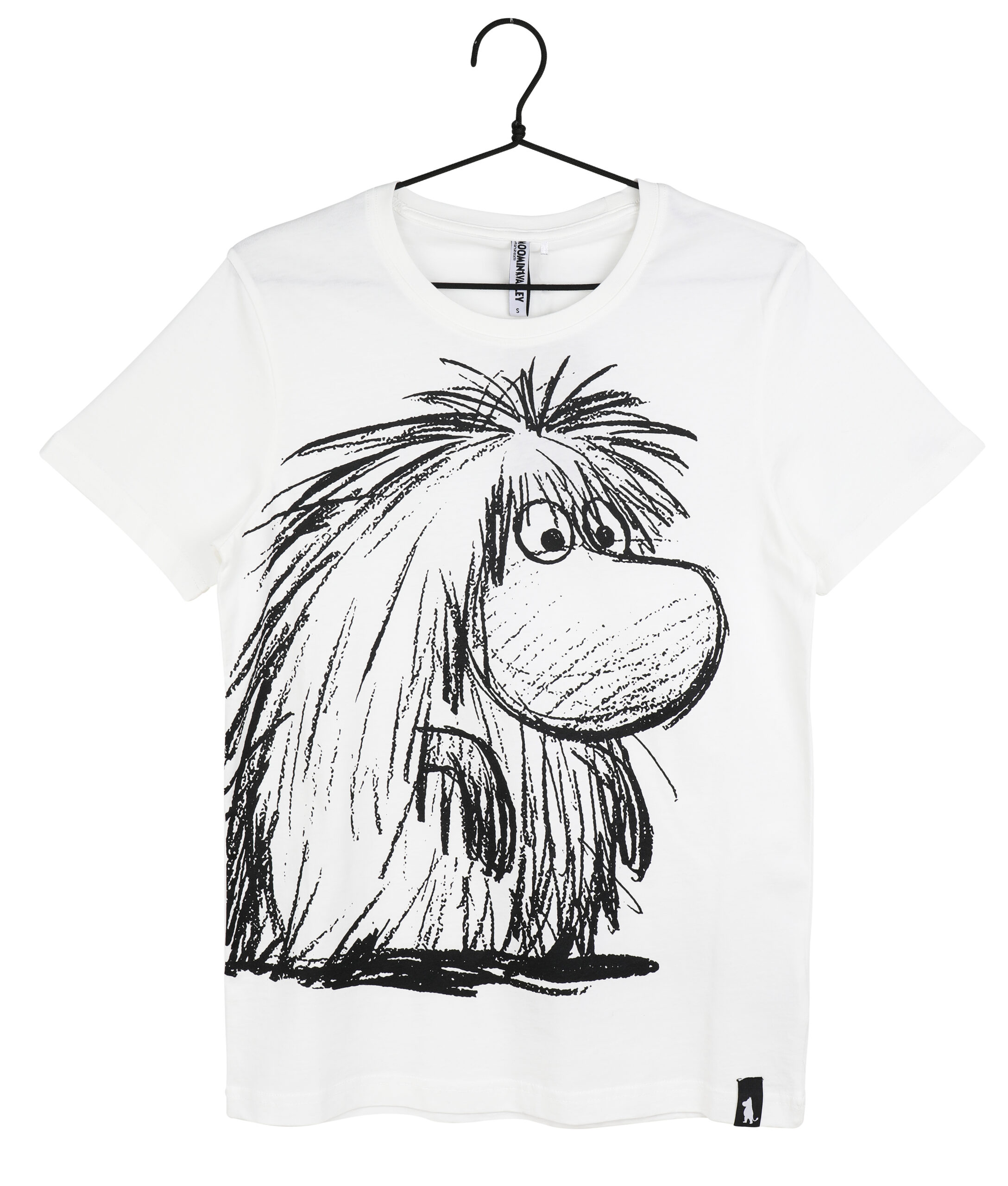 Martinex Moomin Sketch T-Shirt Ancestor White