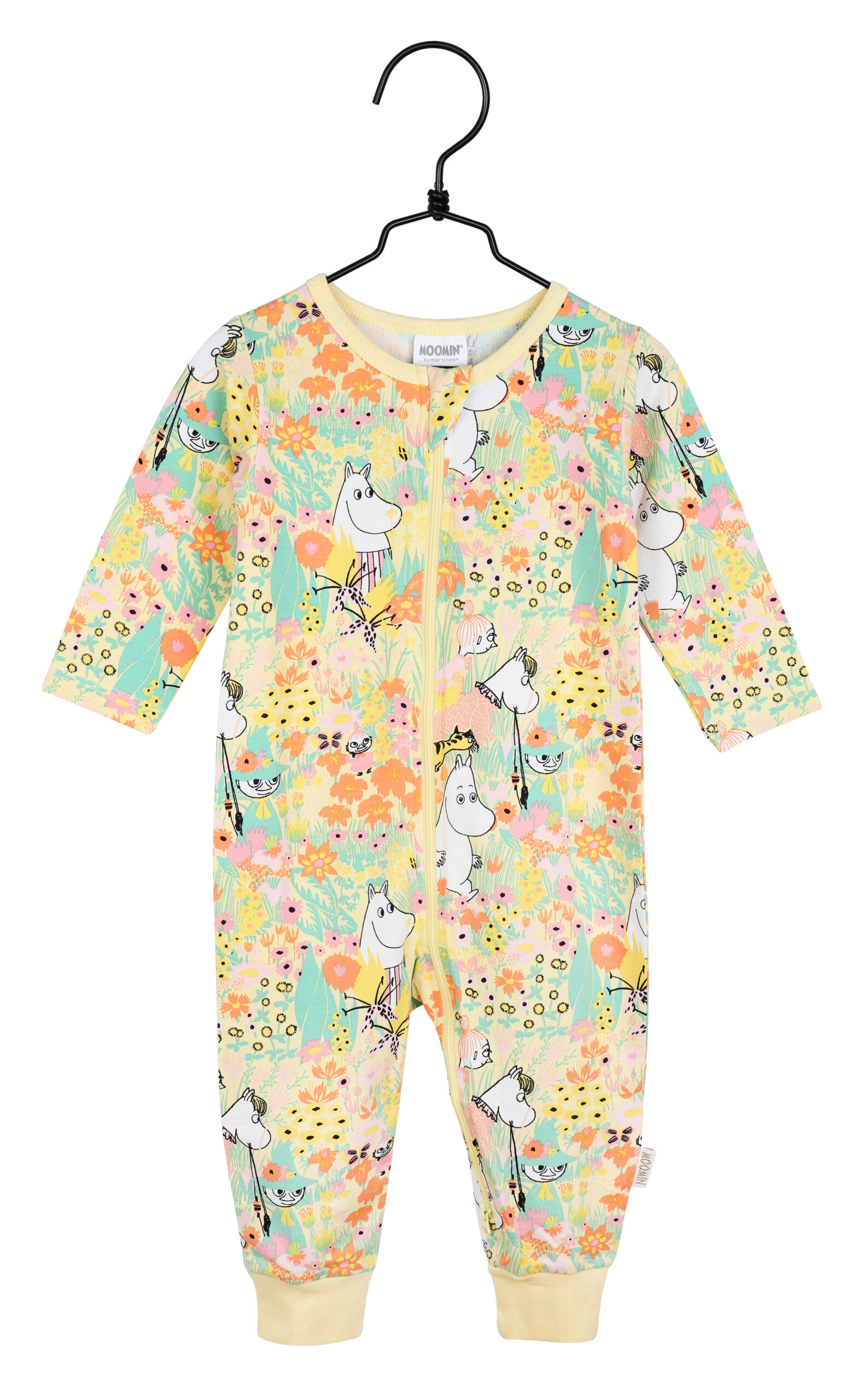 Martinex Moomin Buttercup Pyjamas Yellow