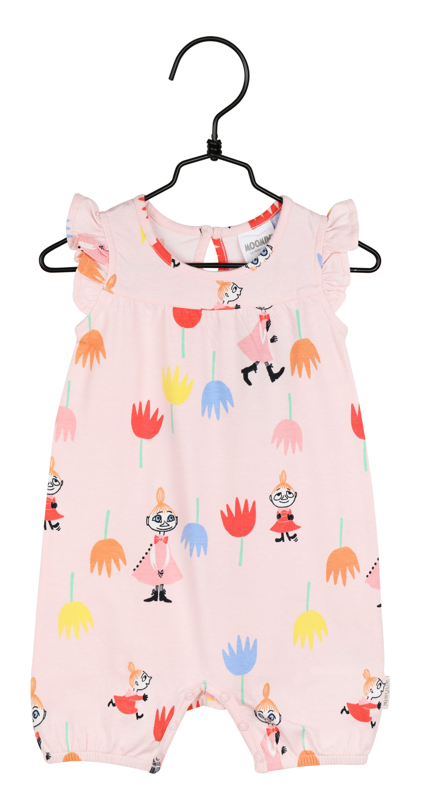 Martinex Moomin Tulips Playsuit Rose
