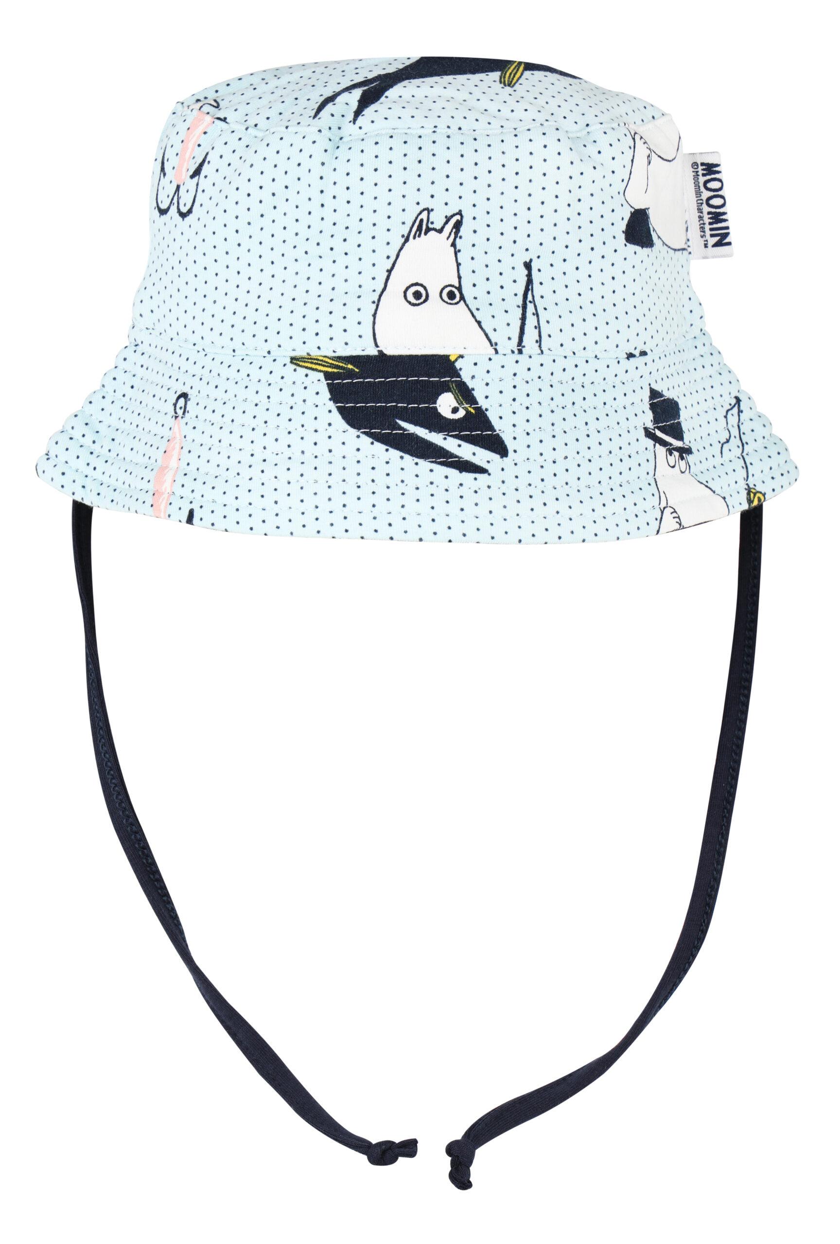 Martinex Moomin Pals Hat Baby Blue