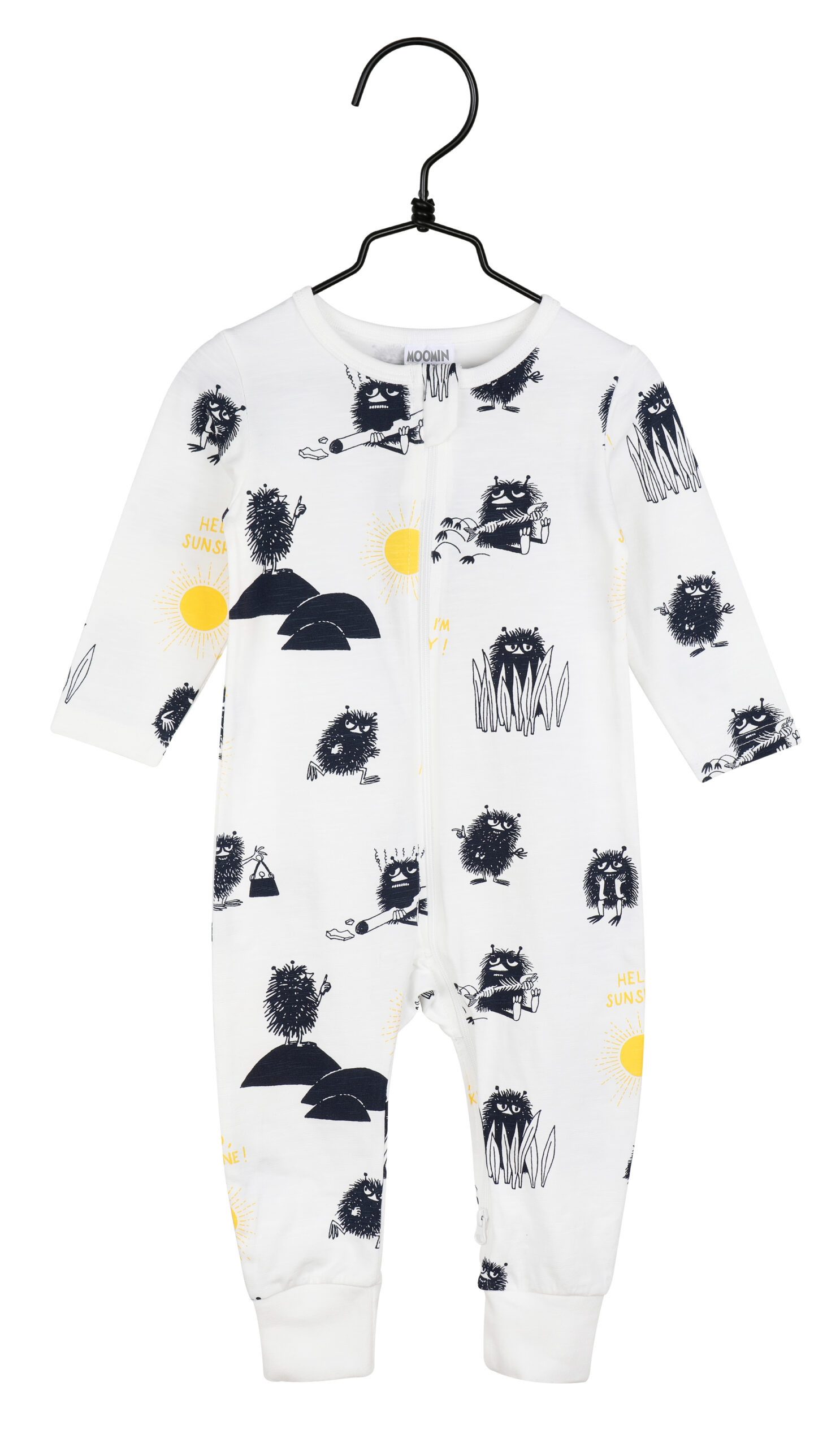 Martinex Moomin Shine Pyjamas Off-White