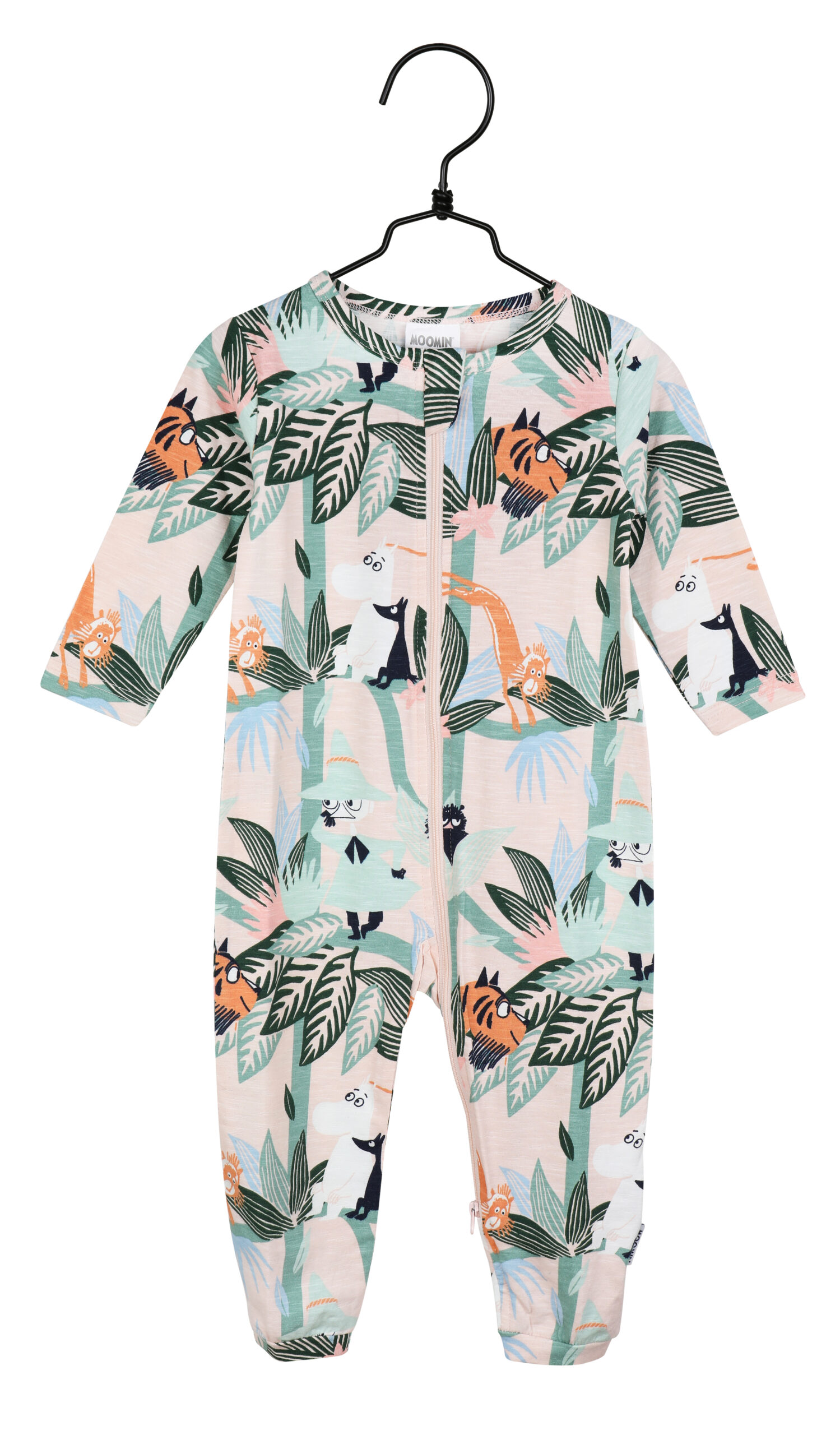 Martinex Moomin Tree Grown Pyjamas Green
