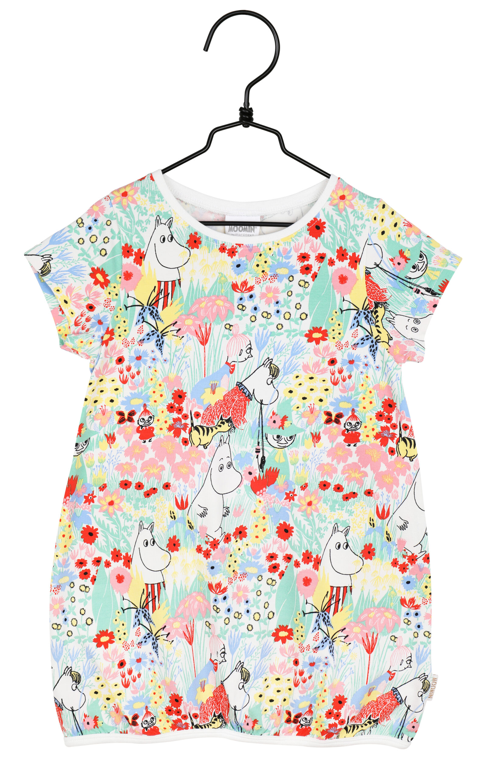 Martinex Moomin Buttercup Tunic Off-White