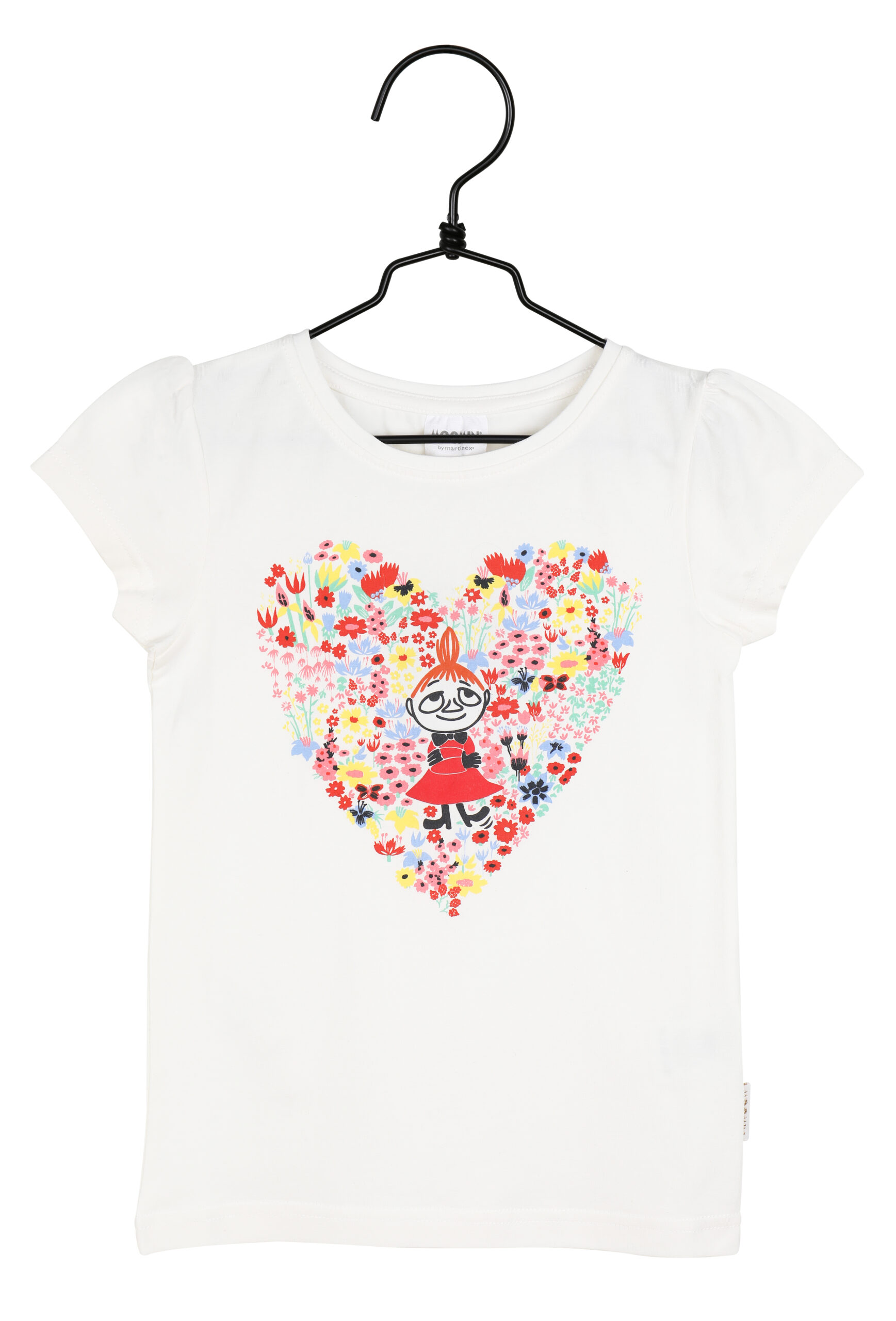 Martinex Moomin Little My T-Shirt Off-White