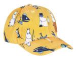 Martinex Moomin Pals Cap Yellow