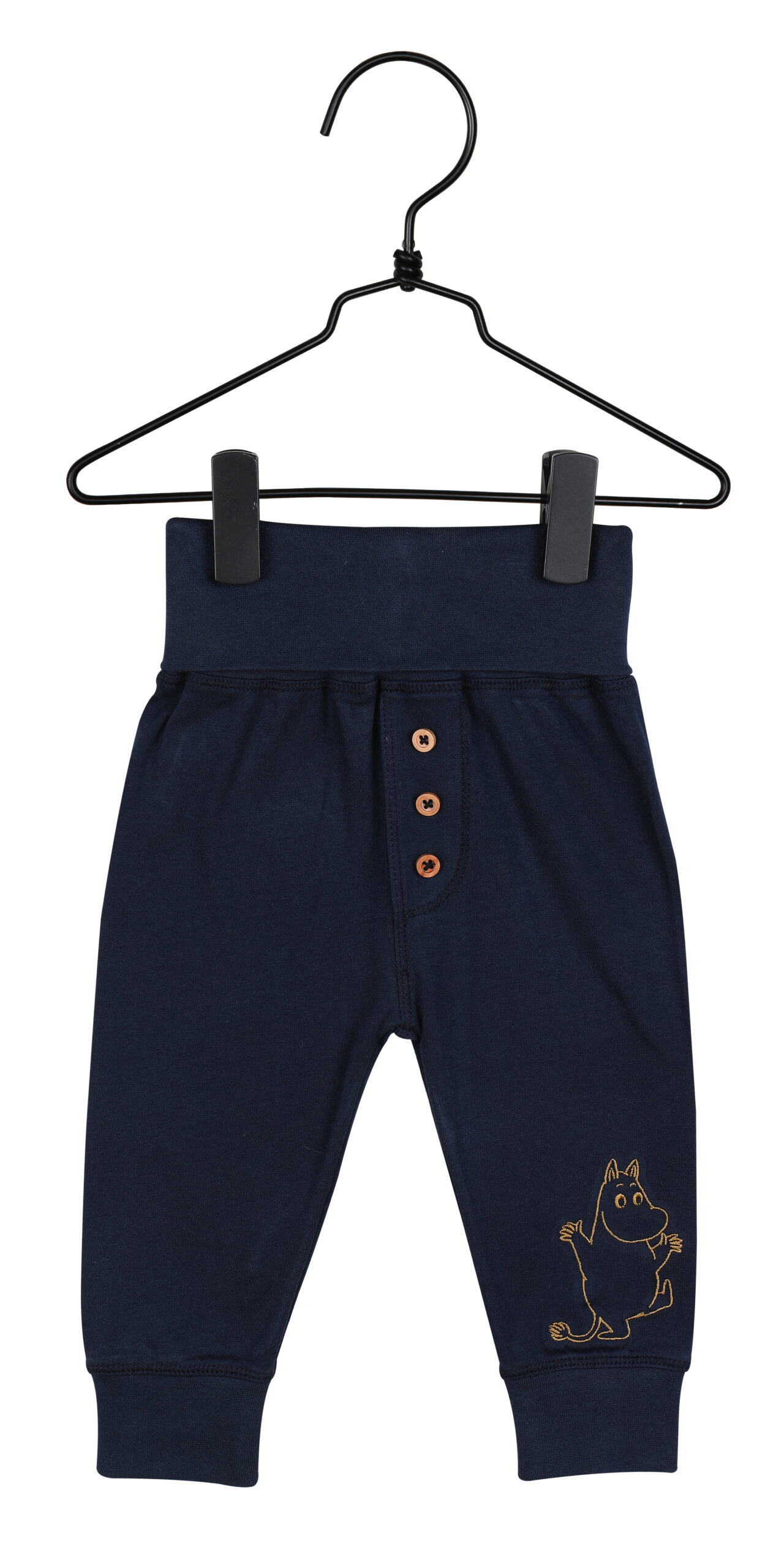 Martinex Moomin Moomintroll Pants Dark Blue