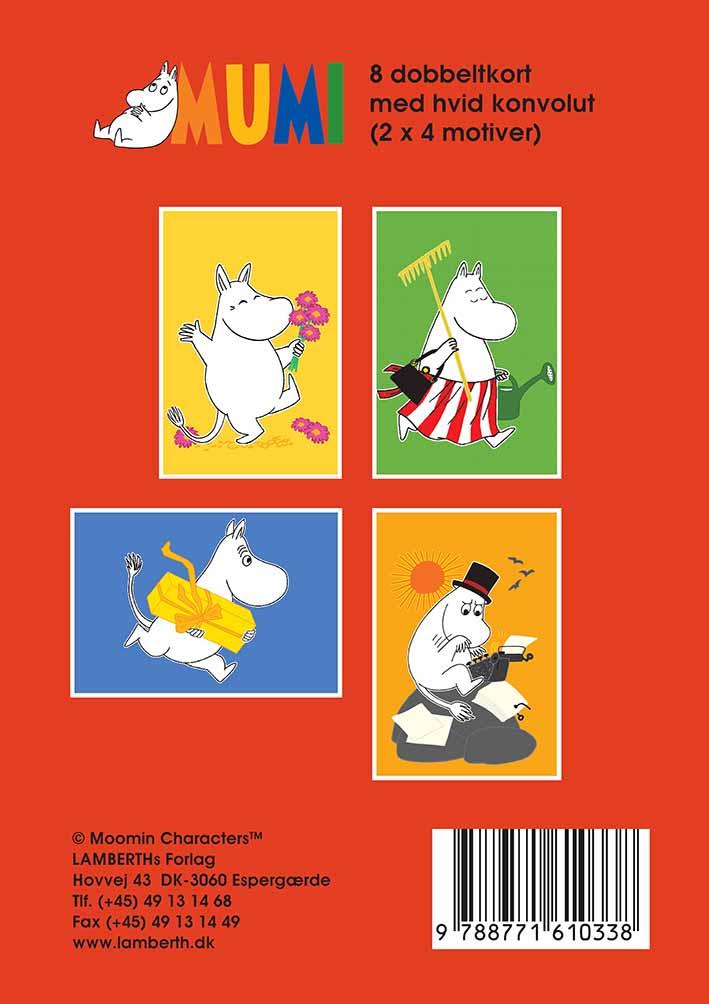 Lamberth - Moomin Giftbox with Note Cards