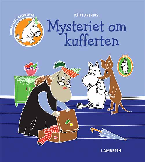 Lamberth - Mysteriet om kufferten