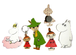 Aprilmai Moomin magnets