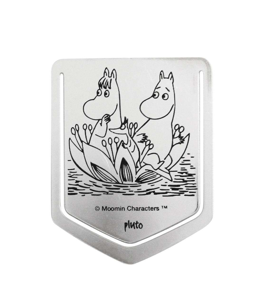 Pluto Book Clip Moomin