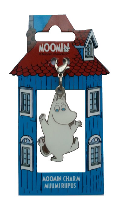 TMF Trade Moomin Metal Charm
