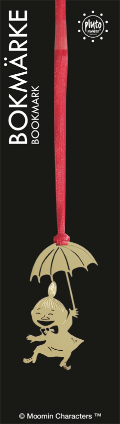 Pluto Produkter Bookmark Little My Umbrella