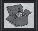 Ekelund Box, organic dish cloth