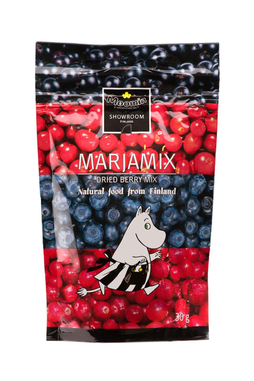 Showroom Finland Berrymix