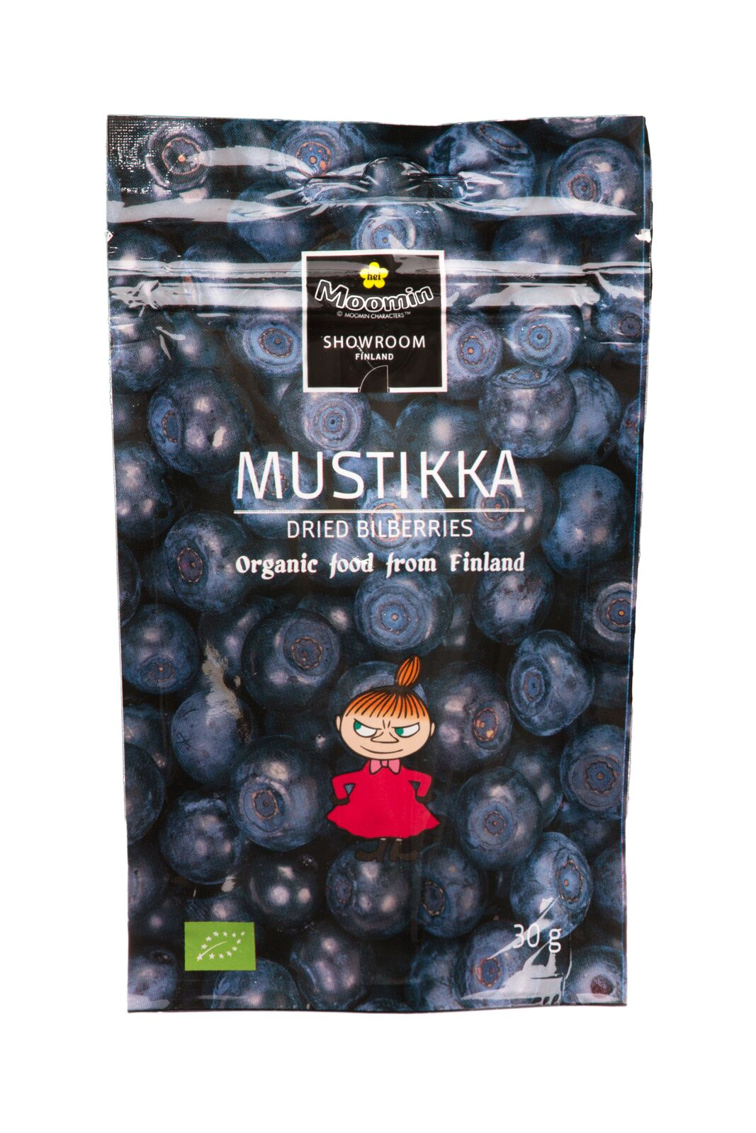 Showroom Finland Dried Bilblueberries