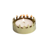 Pluto Produkter Etched candle Holder Moomin