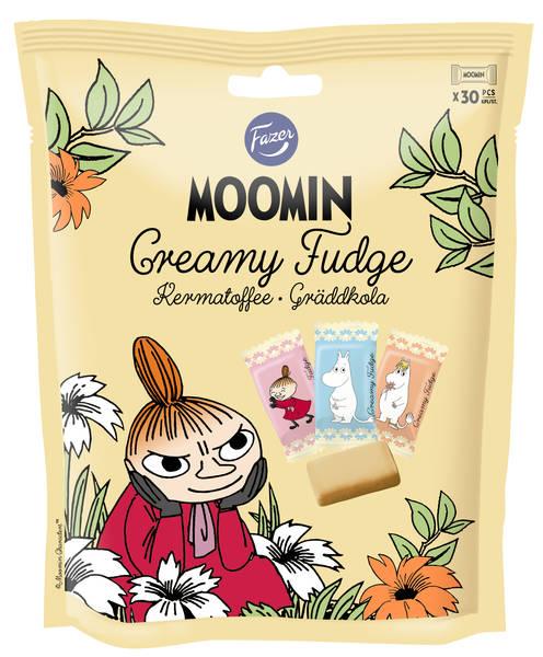 Fazer Moomin Creamy Fudge 180 g