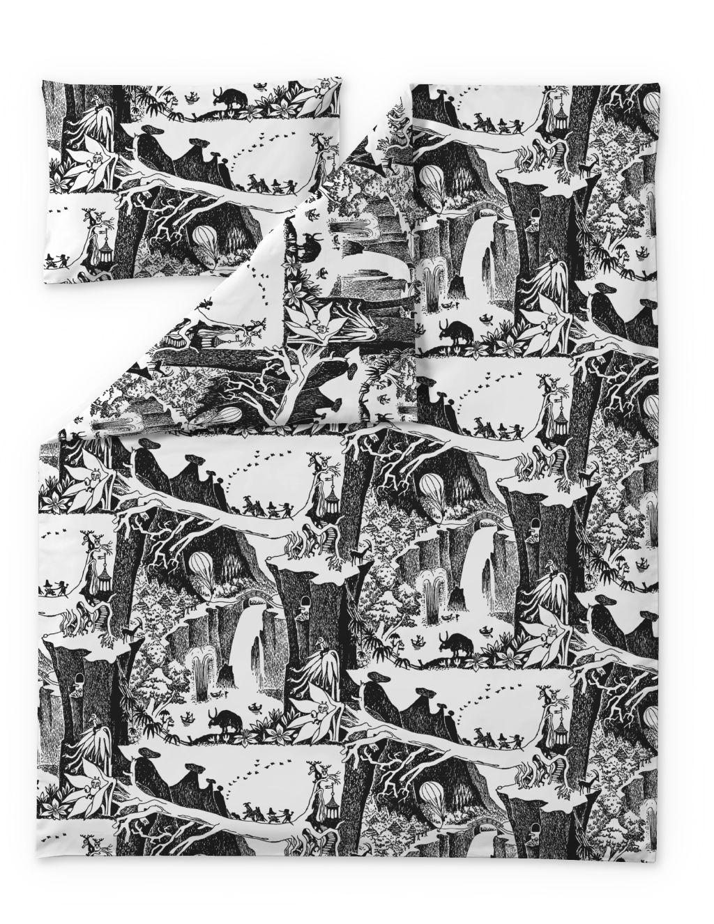 Finlayson Adventure Moomin Duvet Cover Set for Children