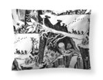 Finlayson Adventure Moomin Pillowcase
