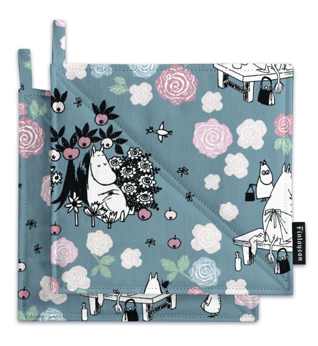 Finlayson Moominmamma is Daydreaming Potholder Set