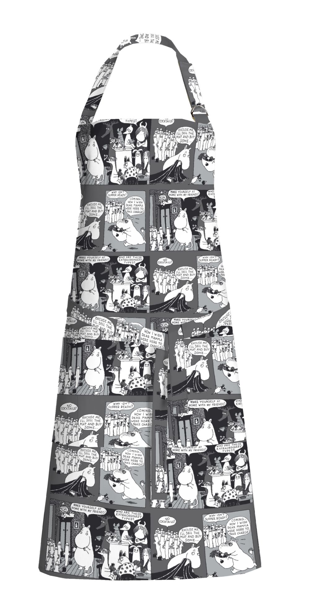 Finlayson Cocktail Moomin apron