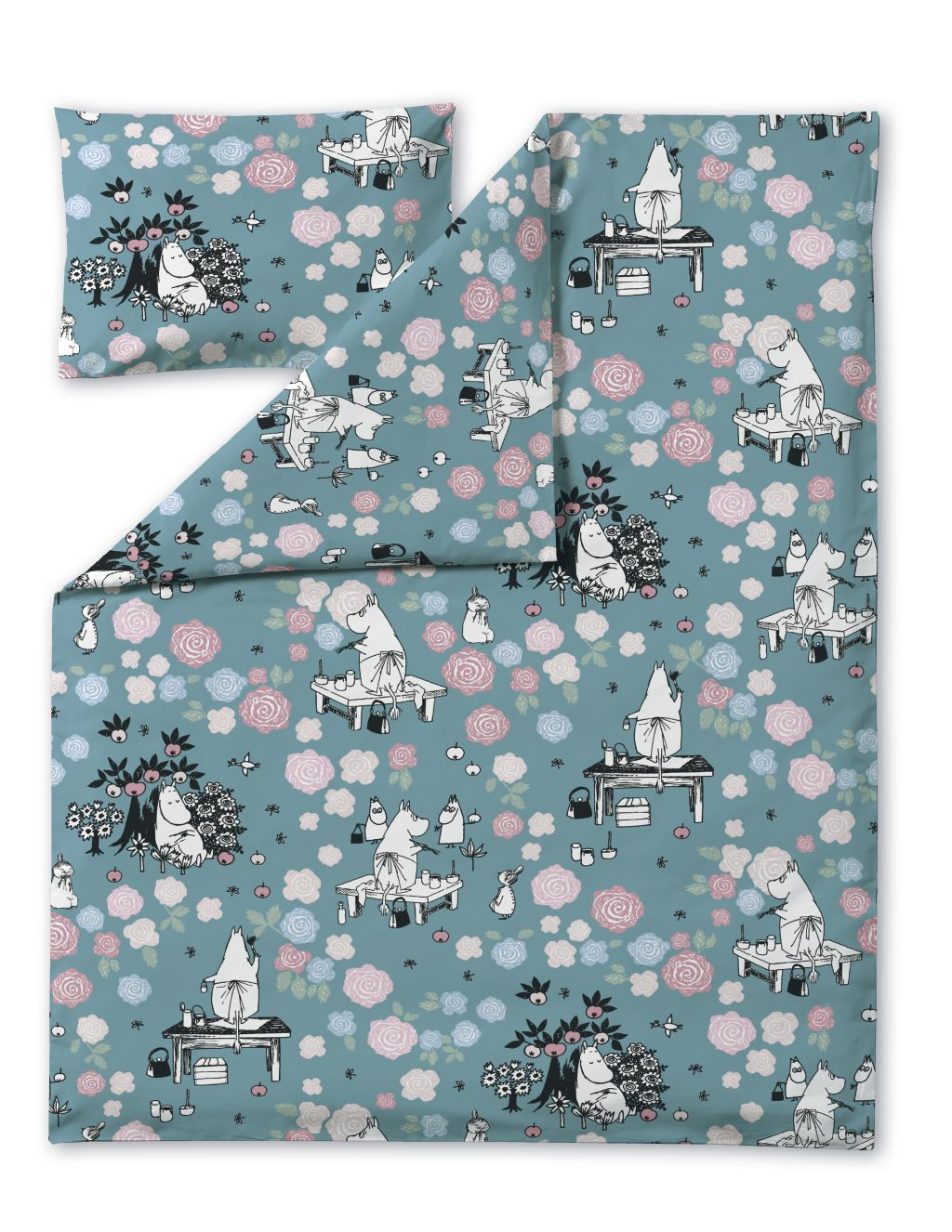Finlayson Moominmamma is Daydreaming Duvet Cover Set for Children