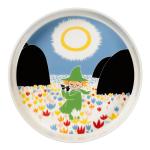 by Arabia Moomin Serving Platter 26cm Friendship