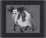 Ekelund Dish cloth Hirvi