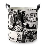 Finlayson Adventure Moomin Basket Small
