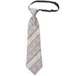 Lasessor adventure children silk tie sand