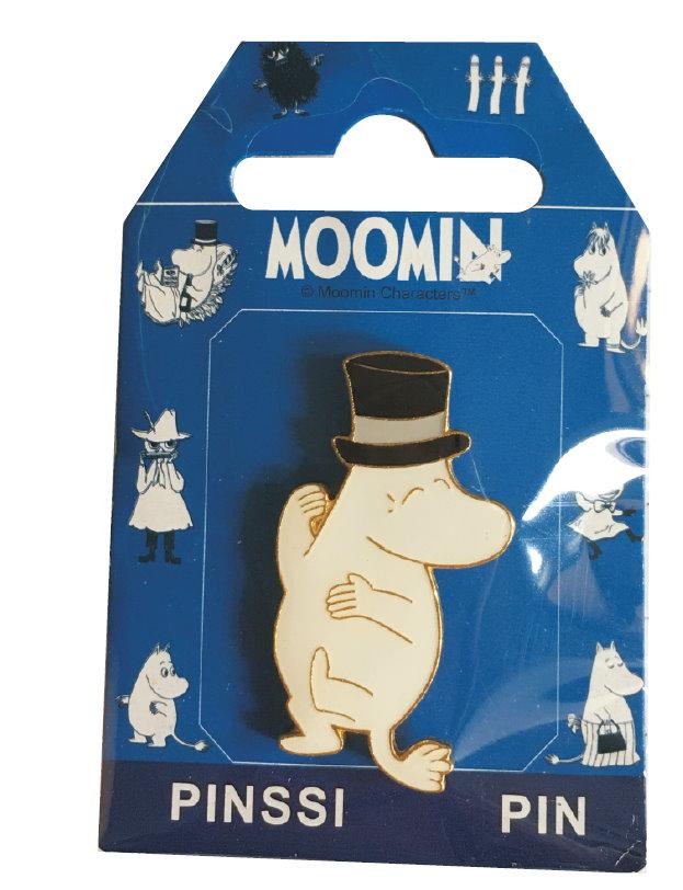TMF Trade Moomin Pappa pin