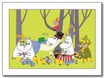 Lamberth - Moomin Poster