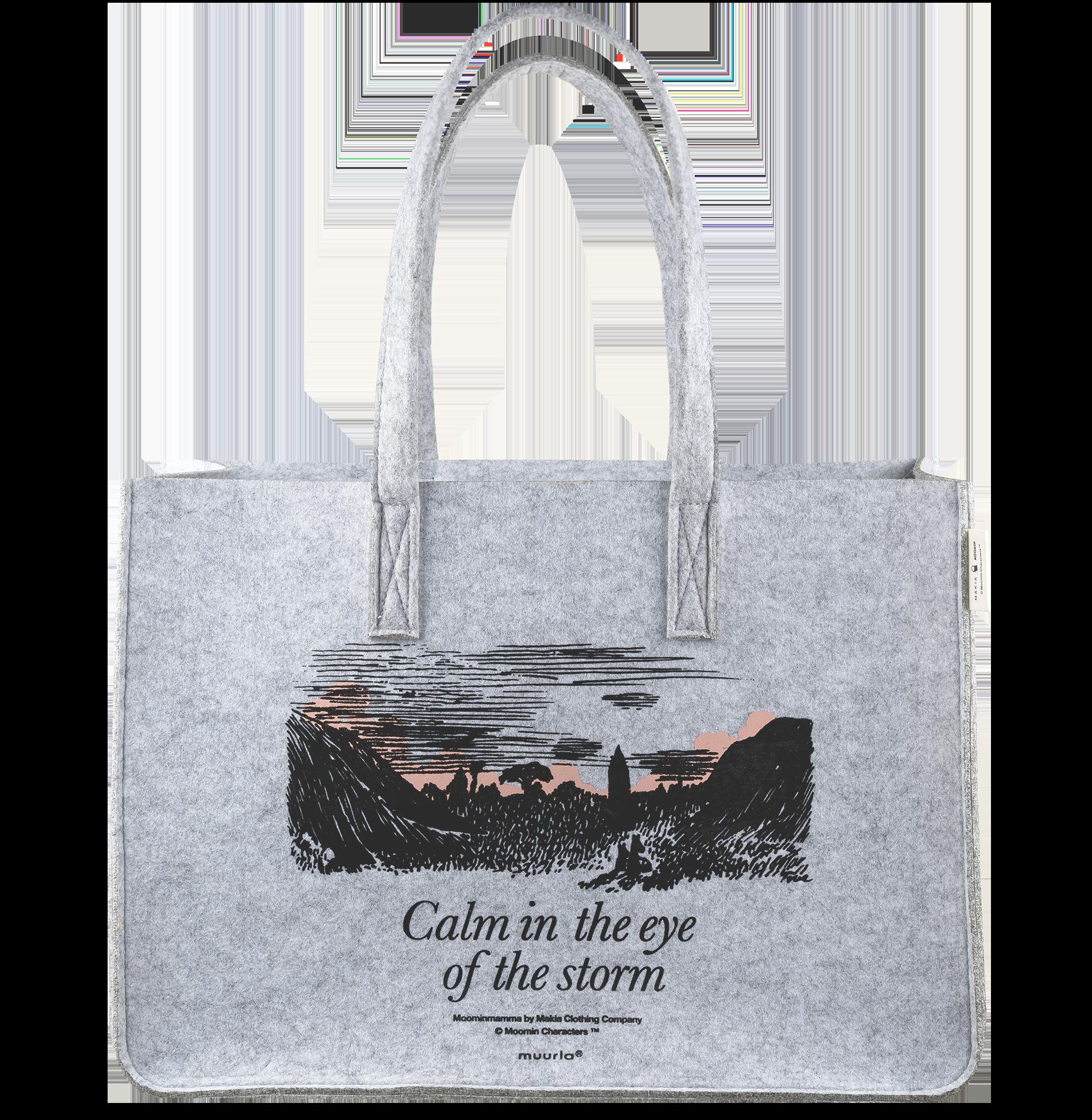 Moominmamma x Makia, Valley - Carrier bag 50 x 38 x 26 cm