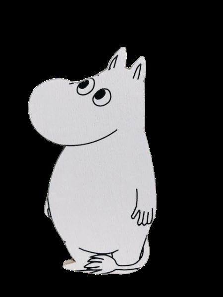 Aprilmai Moomin magnet