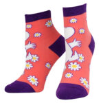 NVRLND Moomin Flowers Kids Socks