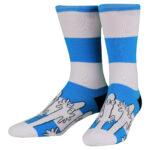 NVRLND Moomin Hatti Crew Socks