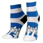 NVRLND Moomin Hatti Kids Socks