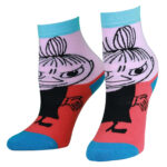 NVRLND Moomin Little My Kids Socks