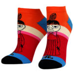 NVRLND Moomin Little My Low-Cut Socks