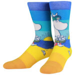 NVRLND Moomin Moominmamma Beach Crew Socks