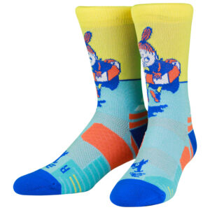 NVRLND Moomin Our Sea Aktiv Crew Socks