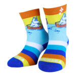 NVRLND Moomin Our Sea Kids Socks