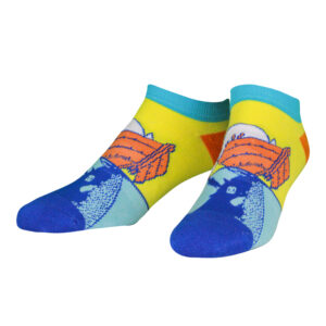 NVRLND Moomin Our Sea Low-Cut Socks