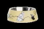 Moomin Pets by Muurla - Bowl M yellow