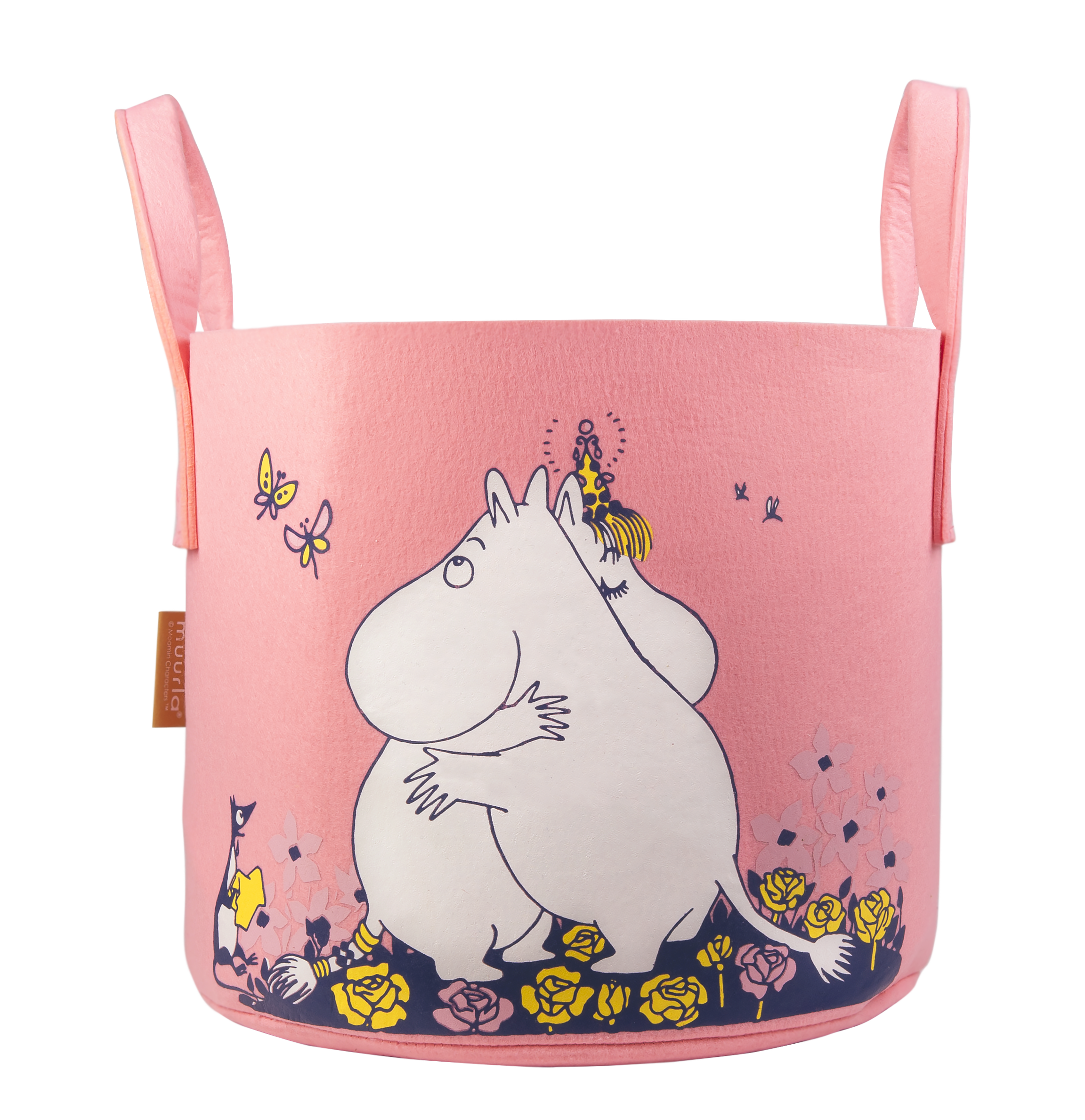Muurla Moomin Hug Storage basket 30 L