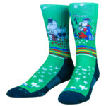 NVRLND Moomin Birthday Crew Socks