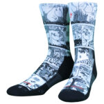 NVRLND Moomin Comic Strip Crew Socks