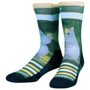 NVRLND Moomin Love Crew Socks