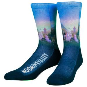 NVRLND Moomin Moominvalley Crew Socks